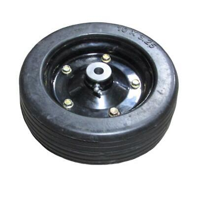 10x 3.25 Finish Mower Wheelsolid Molded Tire- Fits 58 Axle Befco 000-6923y