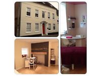 Treatment room for rent in Andover, Hampshire. Beauty, sports, holistic, nail technician.