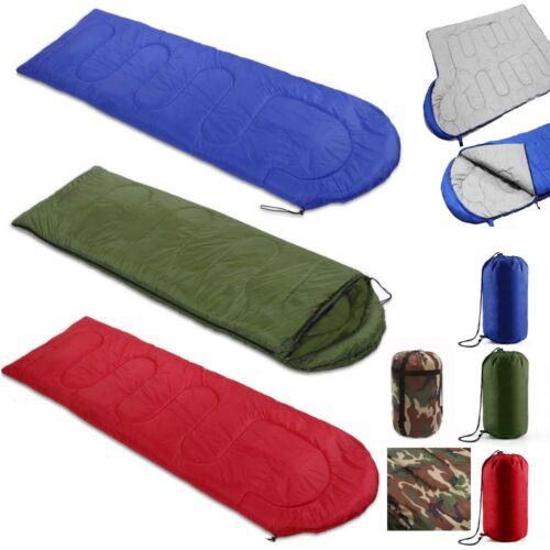 Sacco A Pelo Impermeabile 3-4 Stagione Adulto Campeggio Escursionismo Outdoor