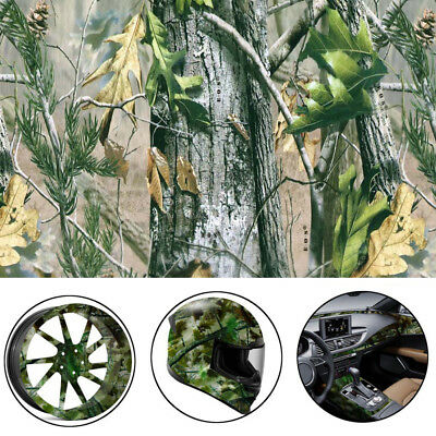Hydrographic Leaves Camouflage Hydro Dipping Dip Water Transfer Print Film Pva