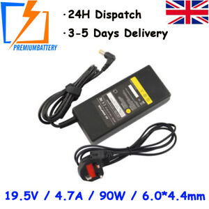AC Adapter Charger for SONY VAIO PCG-7134M VGP-AC19V28 VGP-AC19V26 PCG-7Y1M