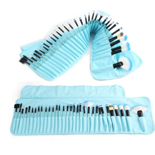 32pcs Makeup Brushes Kit Cosmetic Soft Powder Face Lip Brush