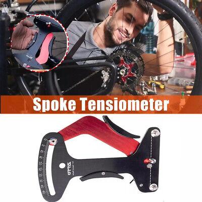 ZTTO Bicycle Repair Tools Bike Spoke Tension Meter Measures Tension Adjuster