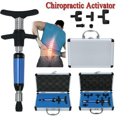 Equipment 6 Level Chiropractic Adjusting Activator Spine Adjusting Corrector