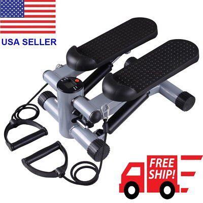Aerobic Fitness Step Air Stair Climber Stepper Exercise Machine Gym Equipment HM (Step Machine)