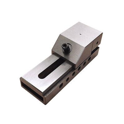 2 Screwless Toolmaker Grinding Ground Vise .0002 Steel Tool Making Vise