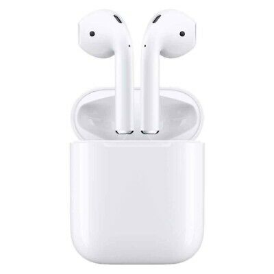 BRAND NEW Apple AirPods 2 With Wireless Charging Case - White (STILL IN BOX)