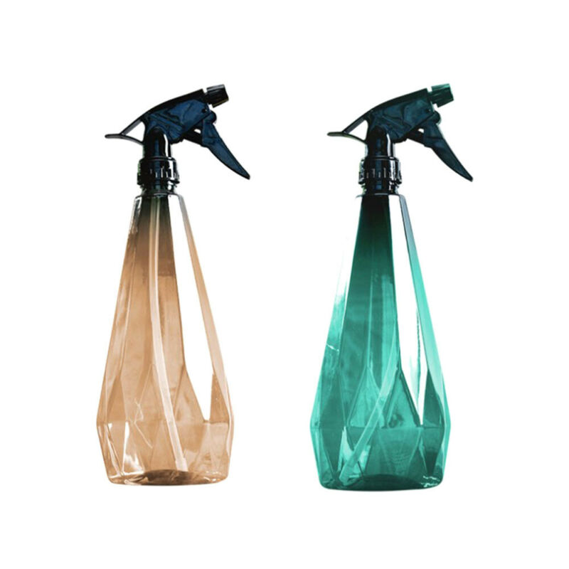 Watering Can Green Plastic Garden Watering Flowers Sprinkler