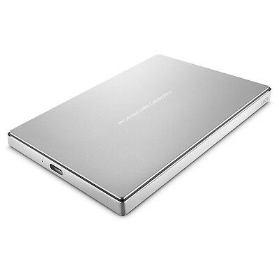 LaCie STFD1000402 Porsche Design 1TB USB-C Mobile Hard Drive