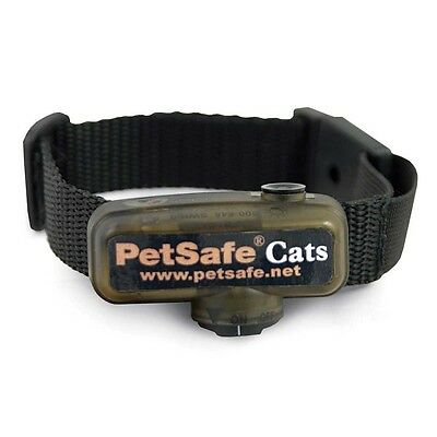 (PetSafe Deluxe In-Ground Cat Fence Extra Receiver Collar PCF-275-19)
