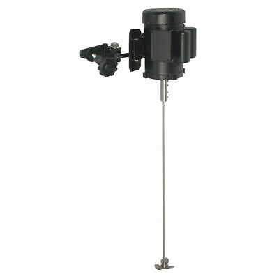 Dayton 32v134 Open Drum Mixer 12 Hp 316 Ss Shaft 115230v Single Phase