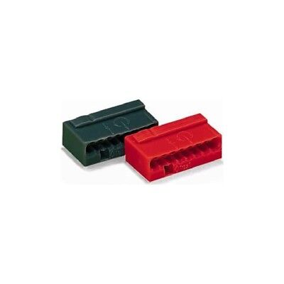 Wago 243-808 Micro-Dosenklemme 8x0,6-0,8 rot 50 Stück