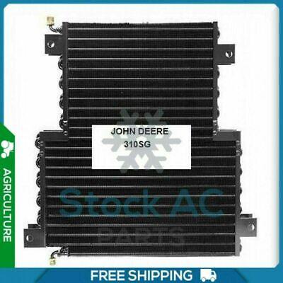 Ac Condenser Fits John Deere Backhoe Loader 310sg - Ref At184522