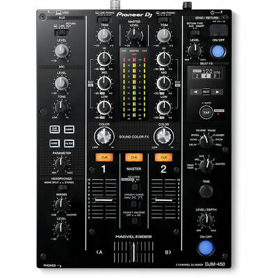 Pioneer DJM-450 2-Ch DJ Mixer segunda mano  Embacar hacia Argentina