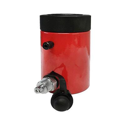 Lock Nut 30-ton Hydraulic Cylinder 2 Stroke Jack Ram 6 Closed Height