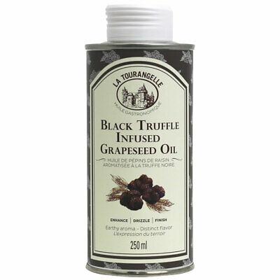 La Tourangelle Black Truffle Oil 250ml Authentic French Artisan Oil Gourmet Oil