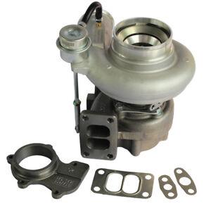 Turbocharger For 99-02 Dodge Ram 5.9L Truck 6BT HX35 HX35W Diesel Turbo Charger