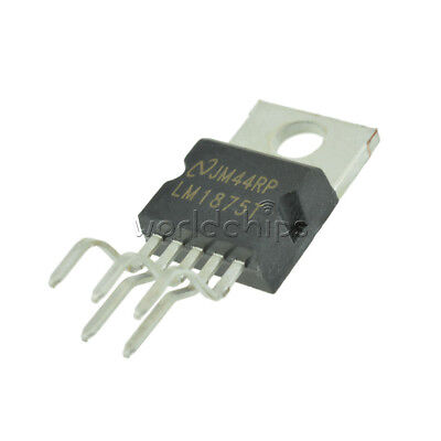 5pcs Ic Lm1875t Amp Audio Pwr 30w Ab To220-5 Top