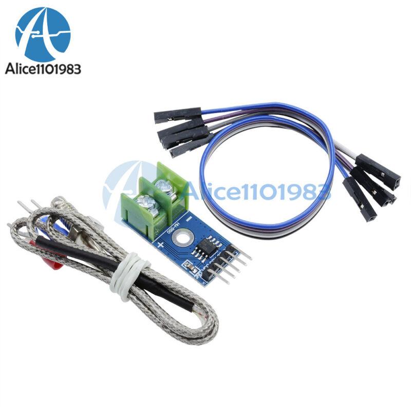 MAX6675 Module + K Type Thermocouple Temperature Sensor for Arduino AL