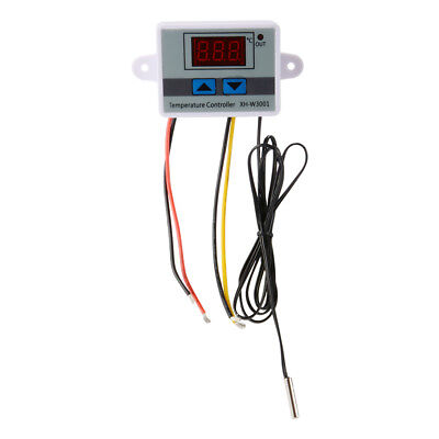 12v Digital Led Temperature Controller Temp 10a Thermostat Switch Probe Te846