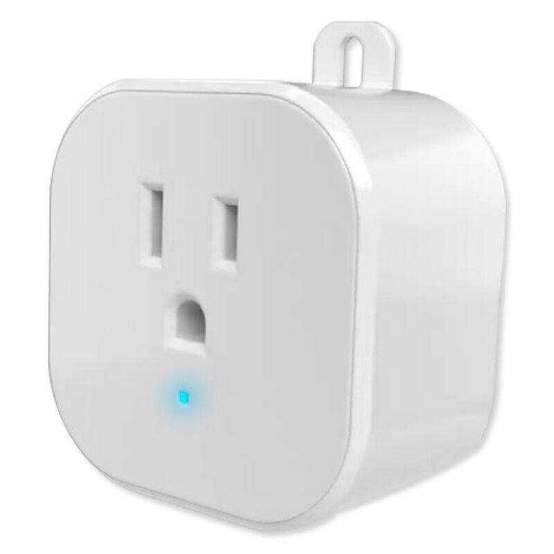 Ezlo PlugHub Energy Smart Plug and Z-Wave Automation Controller V1 (PLUGHUB)