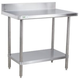 Hundreds of cheap stainless steel tables and sinks