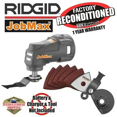 RIDGID R8223404 JobMax Multi-Tool Attachment  ZRR8223404 ...