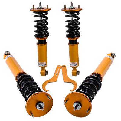 Coilovers for Nissan Skyline GTST R33 Adj. Damper Suspension Spring Struts for sale  Dayton