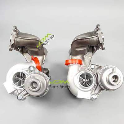 700HP Upgraded Billet 17T Turbos for BMW 335i E90 E91 E92 E93 /135i E82 E88 RHD