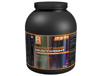 REFLEX INSTANT MASS HEAVYWEIGHT 2kg - £20 only!!! or 2 tubs for £35!!!