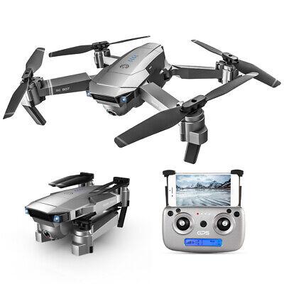 SG907 GPS Drones 4K 1080P Dual Camera 5G Wifi RC Quadcopter Foldable Xmas USA