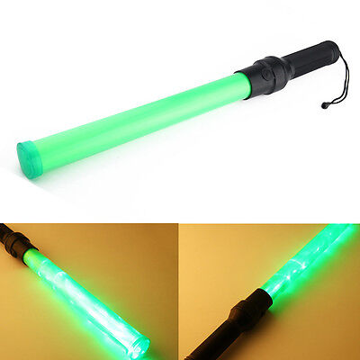 Traffic Safety Rescure Signal Led Road Control Light Wand Baton Fluorescent Lamp