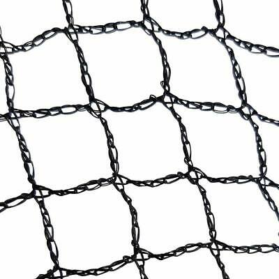 Commercial Bird Netting 10m x 20m Black   Fruit Tree or Orchard Protective  Net