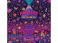 Parklife WEEKEND VIP Ticket x1