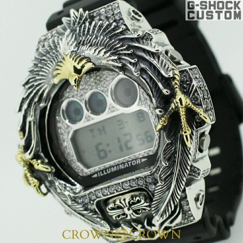 G-SHOCK custom watch DW-6900 DW6900 NB1 limited model Custom bezel