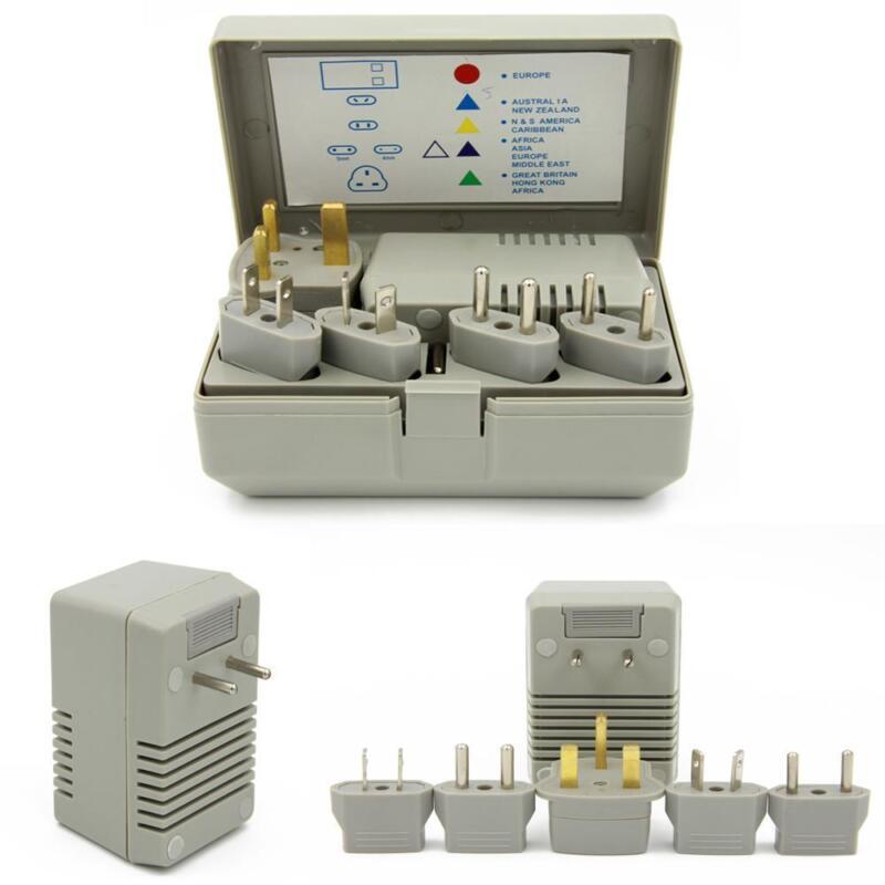 50-1600W 220 To 110 Volt Travel Power Voltage Converter Transformer Step Down