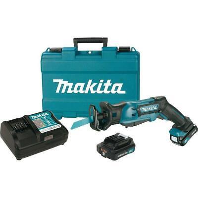 Makita RJ03R1 12V MAX CXT 2.0 Ah Cordless Lithium-Ion Recipr