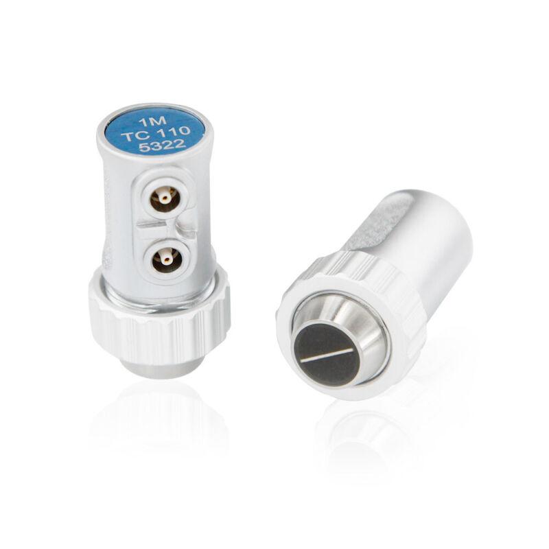 YUSHI TC110 Ultrasonic Thickness Gauge Probe 1MHz diameter 12mm for Fiberglass