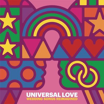Universal Love - Wedding Songs Reimagined - Vinyl LP - Record Store Day RSD 2018