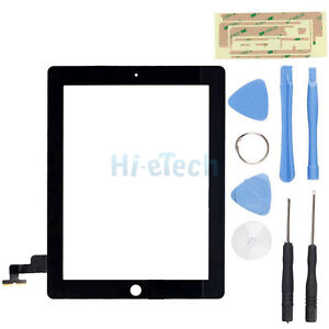 OEM-Touch-Screen-Glass-Digitizer-Replacement-Adhesive-for-iPad-2-Black-Tool