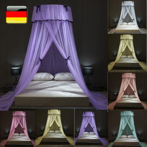 Moskitonetze Betthimmel Mückennetz Fliegennetz Baldachin Kinder Schlafzimmer Dek