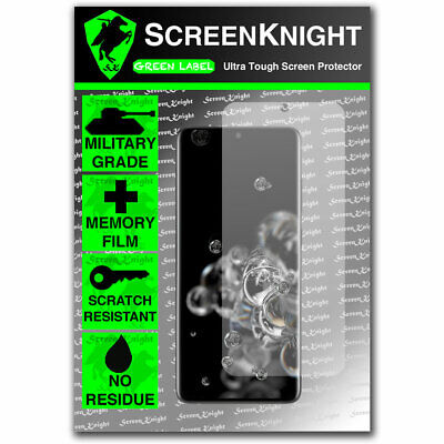 Screen Protector for Samsung Galaxy S20 Ultra 5G - Curved fit - ScreenKnight