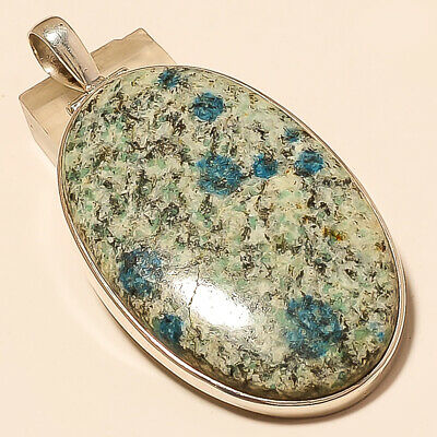 Natural Mexican K2 Stone Pendant 925 Sterling Silver Thanks Giving Jewelry Gifts