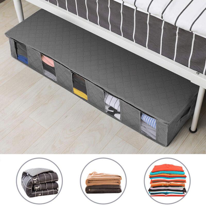 Unterbettkommode Unterbettbox Unterbett Aufbewahrungstasche Schuhe Box Kleidung