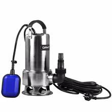 1100w Submersible Dirty Water Pump  Stainless Steel Kings Beach Caloundra Area Preview