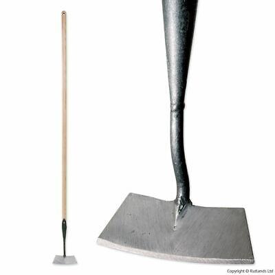 Pull Push Garden Hoe 160mm - 1400mm Ash Handle