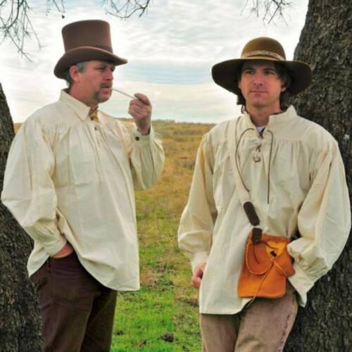 18th Century Work Shirt Men