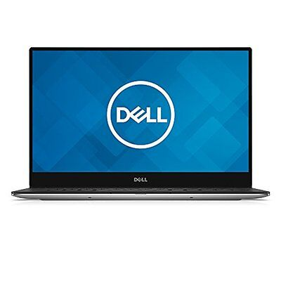"Dell XPS 13 9360 13.3"" QHD TouchScreen laptop i7-7560U 16GB RAM 1TB SSD Iris Plu"