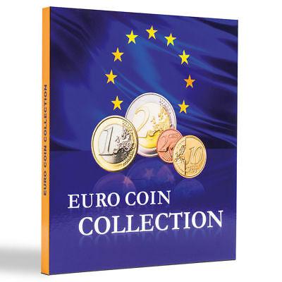 Euro Münzalbum Coin Collection Alle Euro Länder 26 Kursmünzensätze Sammelalbum