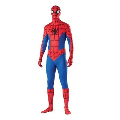 Amazing Spider-Man 2 2nd Skin Adult Mens Costume, 880824, Rubies